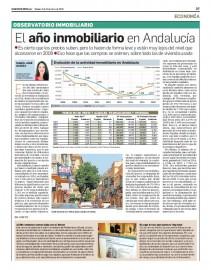 Año inmobiliario Andalucía